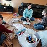 Възпитание на децата в домашна среда – преоткрийте детето си