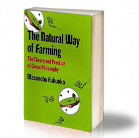 Book Cover: Natural way of farming – Masanobu Fukuoka
