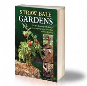 Book Cover: Straw Bale Gardens – Joel Karsten