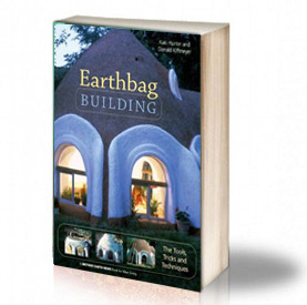 Book Cover: Earthbag building – Kaki Hunter & Donald Kiffmeyer