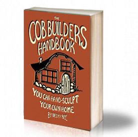 Book Cover: The cob builders handbook – Becky Bee