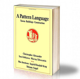 Book Cover: A pattern language – Christopher Alexander