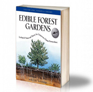 Book Cover: Edible forest gardens – Vol.1