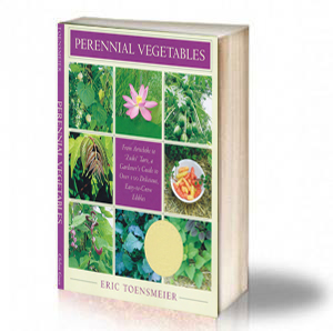 Book Cover: Perennial Vegetables – Eric Toensmeier