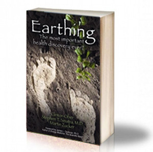 Book Cover: Earthing – the most important health discovery ever