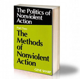 Book Cover: The Politics of Nonviolent Action – Gene Sharp